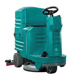 De Rit van hoge Prestaties op Schoonmakende Machine van de Gaszuiveraar & van de Wasmachine & van de Vloer van de Vloer van de Batterij de Elektrische & het Schrobben Machine voor Industrieel & Commercieel Gebruik