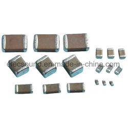 Condensatori di ceramica del chip a più strati ad alta tensione 0603 X7r