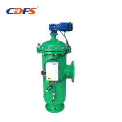 De automatische Zelfreinigende Filter van het Scherm voor KoelToren/Afvalwater/Overzees Water