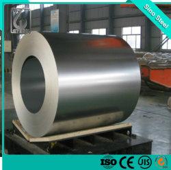 Dx51d Z40-275 bobinas de acero galvanizado en caliente para materiales para techos