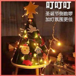 Feiern heller DIY Weihnachtsbaum LED-für Kind-Weihnachten