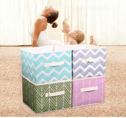 OEM изготовленный на заказ<br/> ткань лотки для хранения игрушек для детей для хранения игрушек организатор рабочего места в салоне