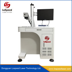 30W высокого качества для настольных ПК лазерный станок для лазерной маркировки волокон системы engraver лазера