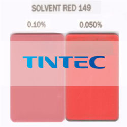 Le Solvent Red 149-rouge fluorescent Hfg