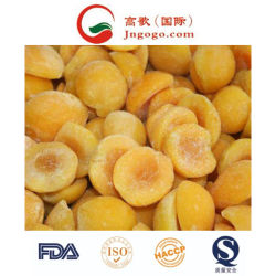 Gute Qualitäts-IQF gefrorene Aprikose und gefrorene Früchte