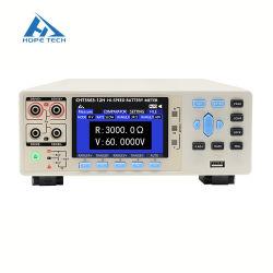 Cht3563-12h 12 V batería LED de batería del monitor Tester