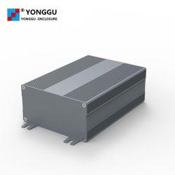 L'alluminio di alluminio del contenitore di strumentazione si è sporto caso (106*54*L)