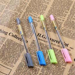 984 Producto de Estilo Nuevo Bolígrafo de Calidad Alta Bolígrafo Transparente con Colores