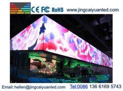 Salle de sports de plein air plein écran à affichage LED de couleur
