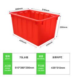 100% 50L 70L 100L 150L 200L nieuwe PE-materiaalwatertank, wateropslagtank