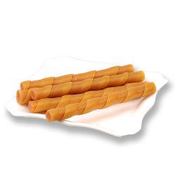 Fumaba Rawhide Twist perro masticar palos de mejor venta de alimentos a granel de proveedor de Pet