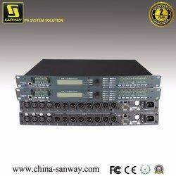 Protea 4.8SP 4en&8out Digital Audio DSP processeur, processeur de DJ professionnel