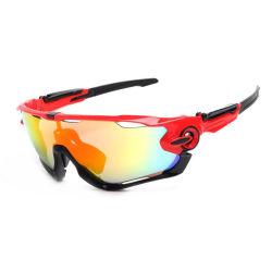 Поощрения оптовых пластиковые поляризованной вилкой для спортивных очков на велосипеде очки Ce солнечные очки