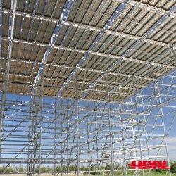 올라운드 스틸 핫 딥 갈바니화 링록 빌딩/터널/브리지를 위한 사선/비계 시스템 건설