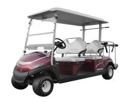 48V 배터리로 작동하는 4인승 전기 골프 카(판매용