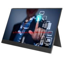 HDMI 입력을%s 가진 E-Fluence 15.6 인치 4K 도박 휴대용 컴퓨터 모니터