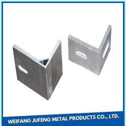 Personnalisé pour le montage de la poignée en alliage aluminium mur rideau pour la construction de matériel d'installation du système de façade