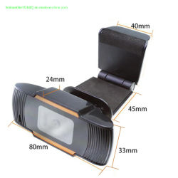 480p Webcam ordenador USB Clip de la cámara de vídeo Full HD