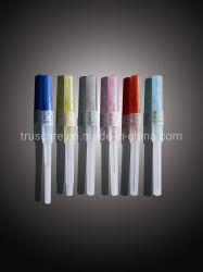 CE&ISO approuvé IV cathéter, Port d'injection, Pen-Like, avec des ailes