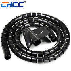 Стопор оболочки троса управления кабелями гибкий шнур Hider
