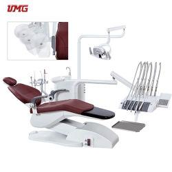디자인 고전적인 치과 의자 단위 의료 기기를 완전히 하십시오