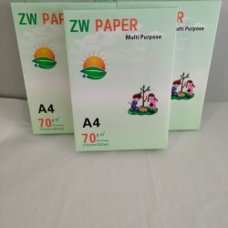 70 g de 75g 80g A4 Papel de copia de Office Print