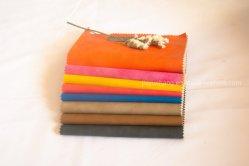Saco de PVC e estojo de couro encadernação em couro
