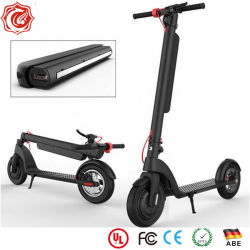 Mayorista caliente 350W 36V/10Ah 2 Wheel Stand up Scooter eléctrico