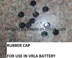 VRLAのゴム製Oリングか弁または帽子(鉛酸蓄電池のアクセサリ)