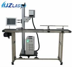 Macchina per incisione laser Hjz macchina per la stampa di logo taglio per incisione in legno