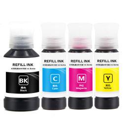 70ml/garrafa corante de recarga de tinta da impressora Epson Ink 001 002 003 004