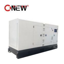 230kVA 184kw de tasa de alimentación 3 Fase 1 Fase generador diesel Super Silencioso de bastidor abierto / Generador enfriado por agua 250 kVA de potencia en espera de la generación diésel Precio