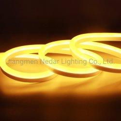 크리스마스 라이트 홈 장식 220V/230V 10 * 20mm LED 플렉스 네온 옐로우 컬러(CE/RoHS/IP65 포함