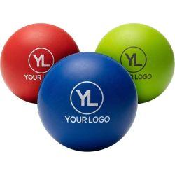 Personalizados promocionales PU el estrés, la fábrica de bola bola Anti Estrés al por mayor, el logotipo de espumas de poliuretano Squeeze Bola de impresión