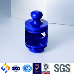 CNC proceso de fresado de precisión hermoso acabado material de aluminio fresado CNC Piezas para maquinaria alimentaria