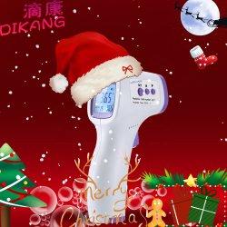 FDA del CE infrarossa portatile tenuta in mano elettrica clinica elettronica all'ingrosso del termometro del bambino del termometro di febbre della fronte della fabbrica del termometro della fronte dell'affissione a cristalli liquidi Digital