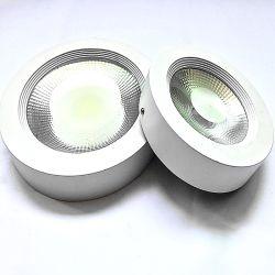 Moderne helle Vorrichtungs-Innenbefestigungen des Teil-Punkt-LED Downlight unten