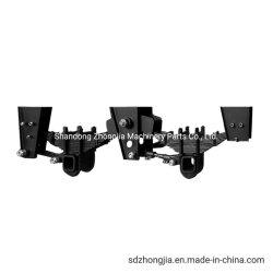 Tipo sospensione equilibrata della Germania della sospensione della sospensione della sospensione meccanica del rimorchio per semi le parti del camion di rimorchio ed i pezzi di ricambio automatici