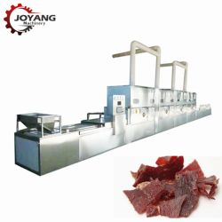 Mikrowelle Holz Pulver Glas Keramik Leder Feder Faser Soja Produkte Vegetarische Lebensmittel Jerky Jam Flasche Trocknen Sterilisation Ausrüstung
