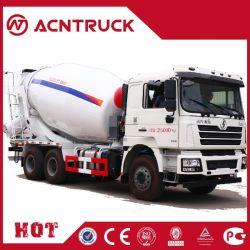 Shacman 10m3 F3000 6X4 336HP cementeert de Vrachtwagen van de Concrete Mixer