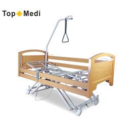 医療機器5機能ホームケアの患者のための電気病院用ベッド