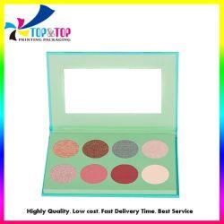 Maquillaje Eyeshadow mayorista de etiqueta privada de envases vacíos de la paleta Eyeshadow personalizado