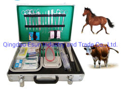 대형 동물 조작 기기 수의과 수술 기기 키트