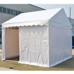 إطار فولاذي خارجي خيمة صغيرة مخصصة للحفلة الترفيهية
