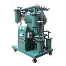 Purificatore di olio automatico del trasformatore dello spreco di vuoto
