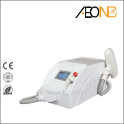 Flash продажи портативных ND YAG лазер 1064нм 532нм 1320нм 3 диапазоне длин волн Tattoo снятие салон машины