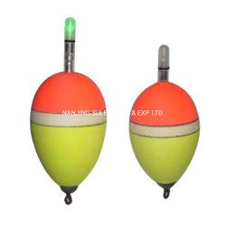 빛난 어업 부유물 Bobbers EVA 전기 경수 부유물