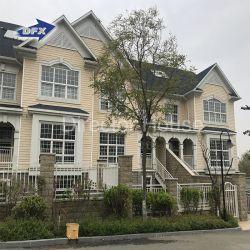 Amerikanisches StandardLgs vorfabriziertes helles Stahlfertiglandhaus-Haus für Verkauf