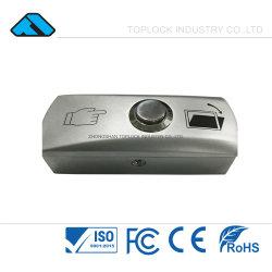Instalación balseta interruptor eléctrico Cpe para la liberación de la puerta
