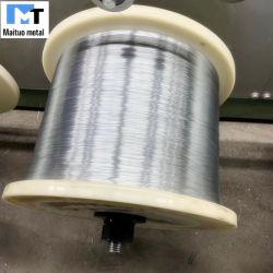 Carrete de plástico hilo metálico Alambre de acero inoxidable/Electro Alambre Galvanizado Alambre de cobre/